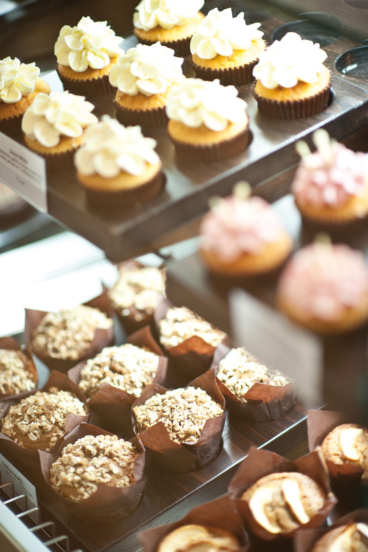 Cupcake Boutique, Detail Cupcake
