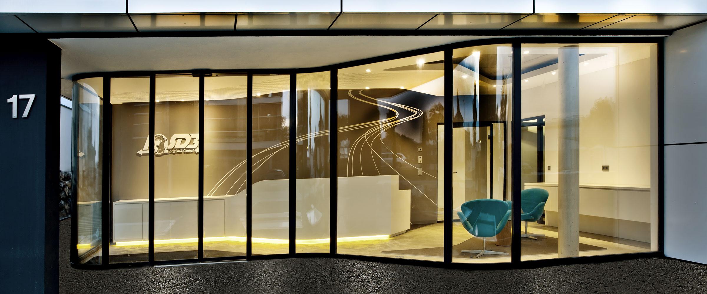 ISDB Bürogebäude, Friedrichshafen