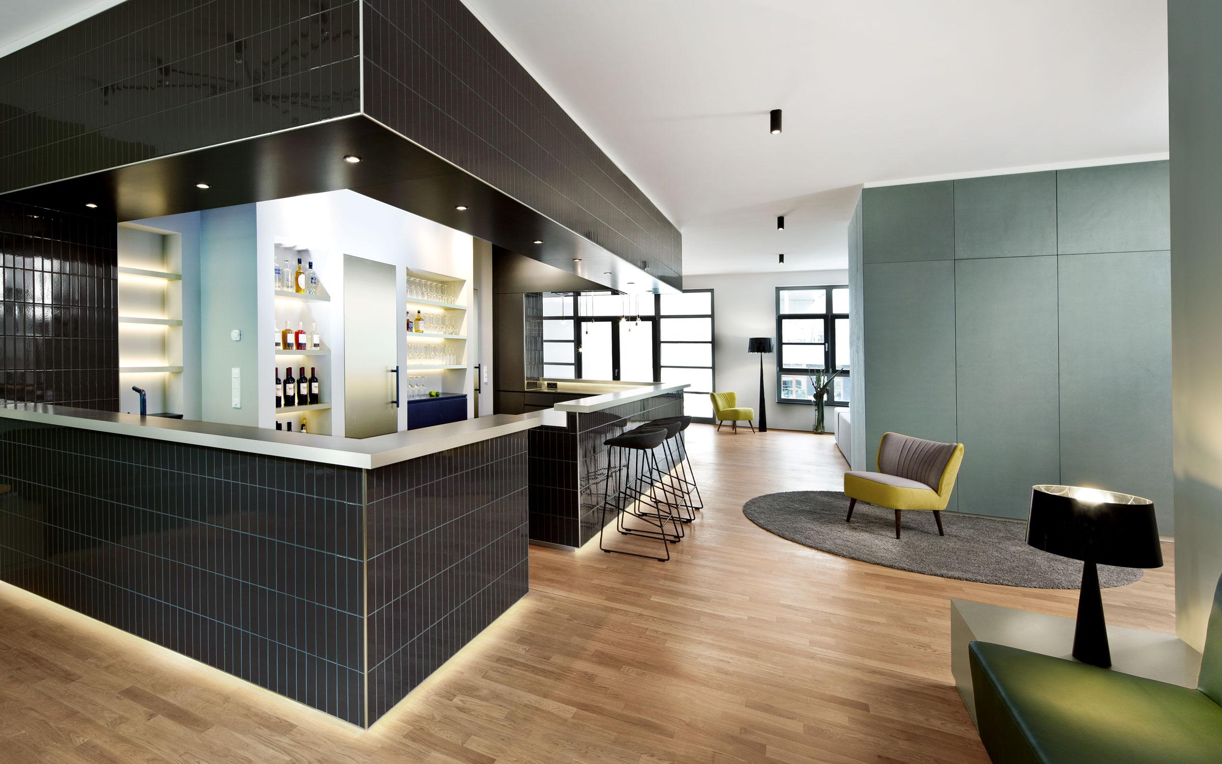 Cityloft Berlin Bar und Lounge