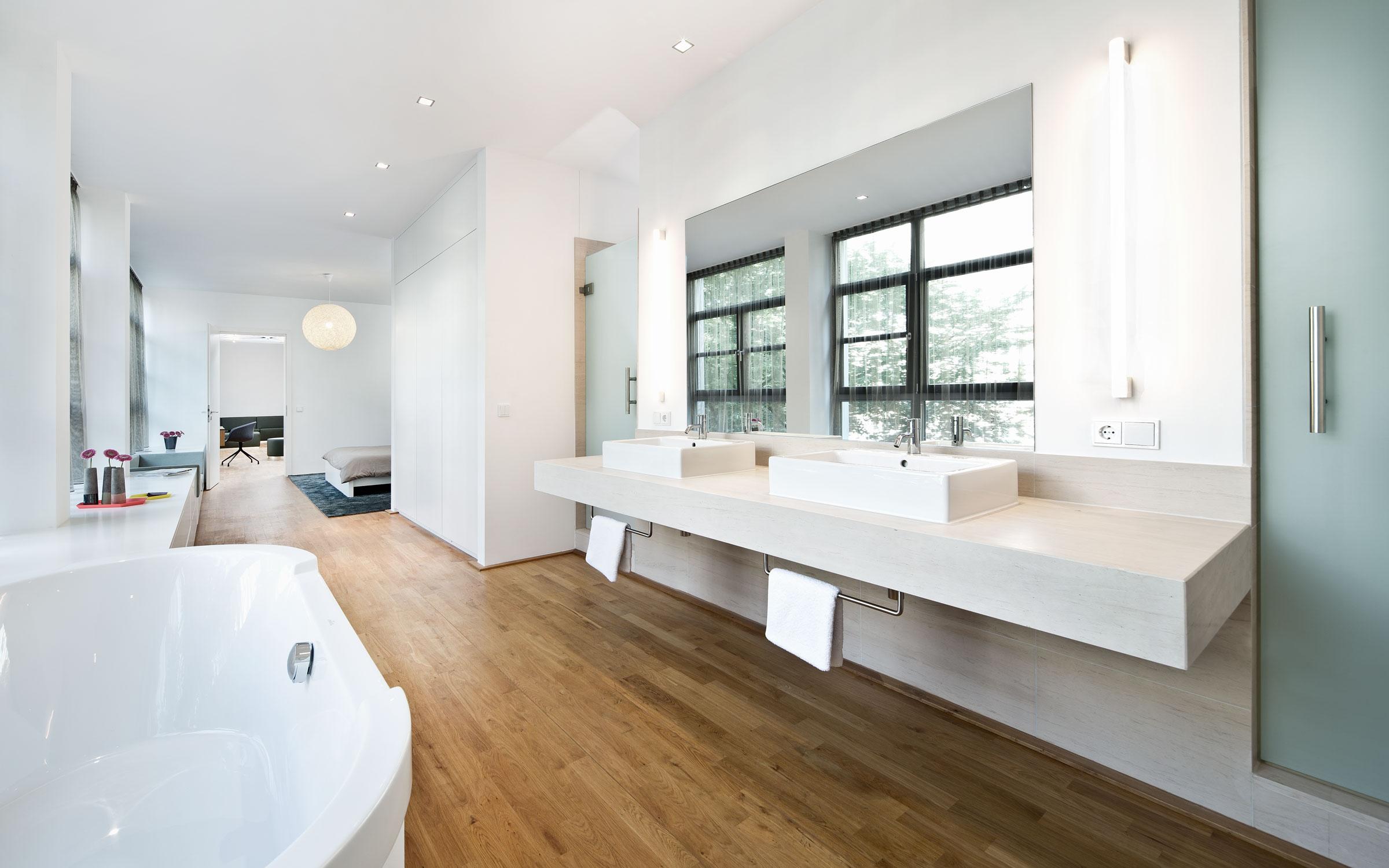 Cityloft Berlin Badezimmer