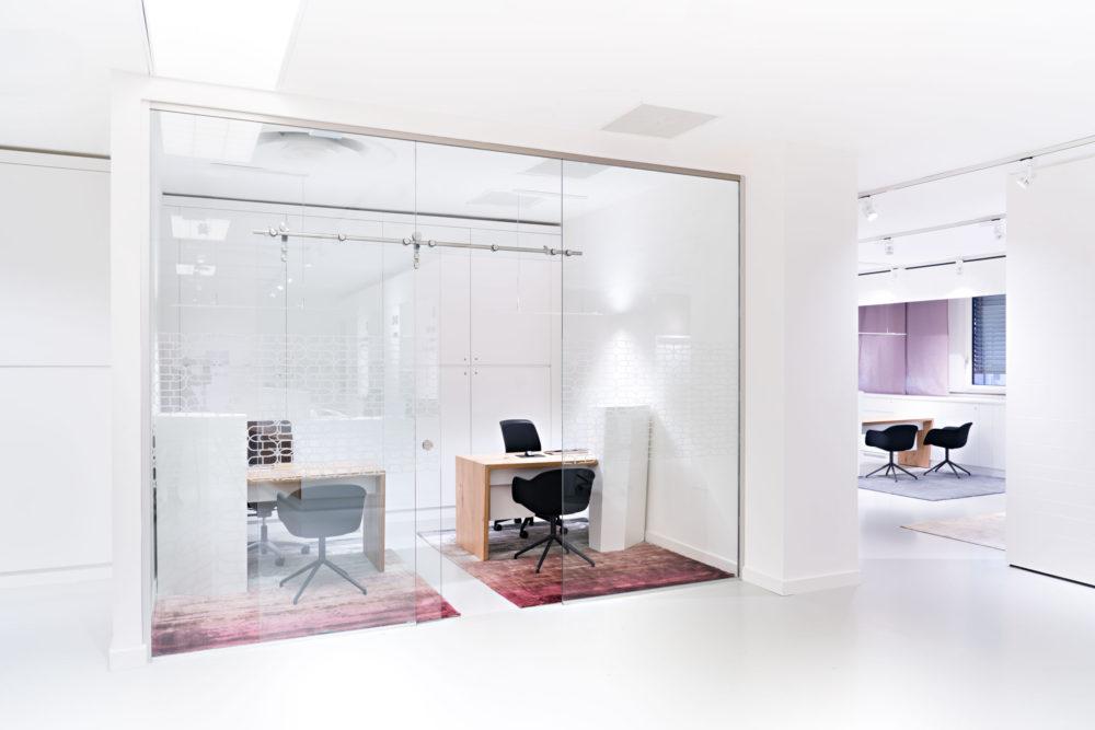 Breuninger Kundenservice, Büro