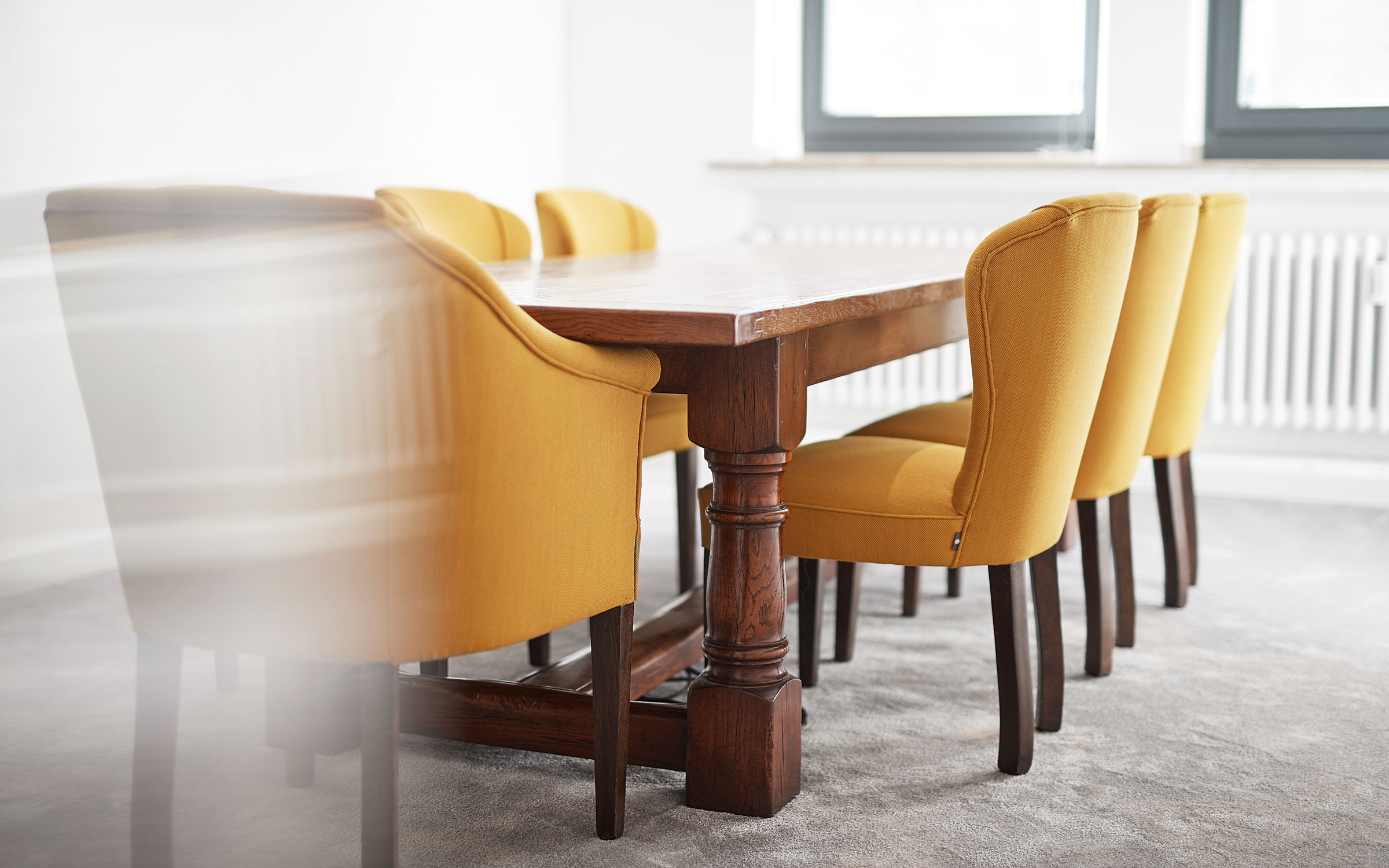 Räume und Innenarchitektur, die gut tun | DIA – Dittel Architekten