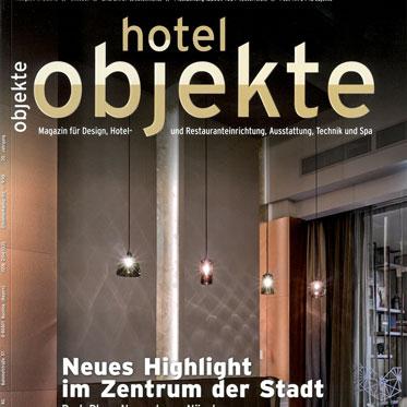 Presse, Cover, hotelobjekte, acomhotel, Quadrat