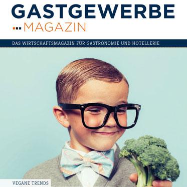 Presse, Cover, Gastgewerbe Magazin, 373x373