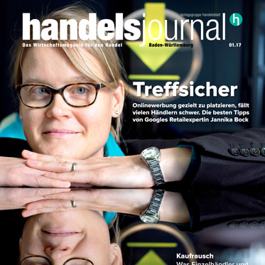 Presse, Cover, Handelsjournal