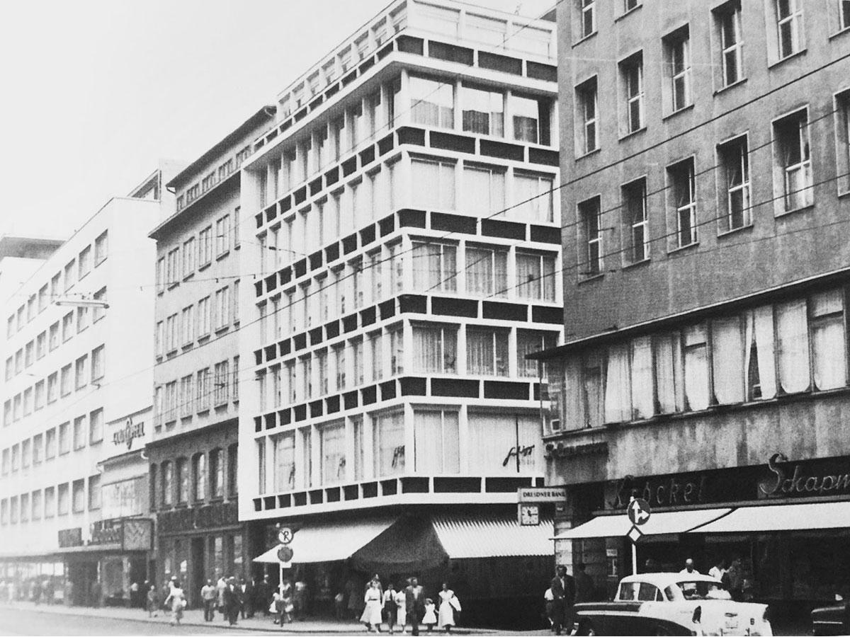 Geschäftshaus Stuttgart