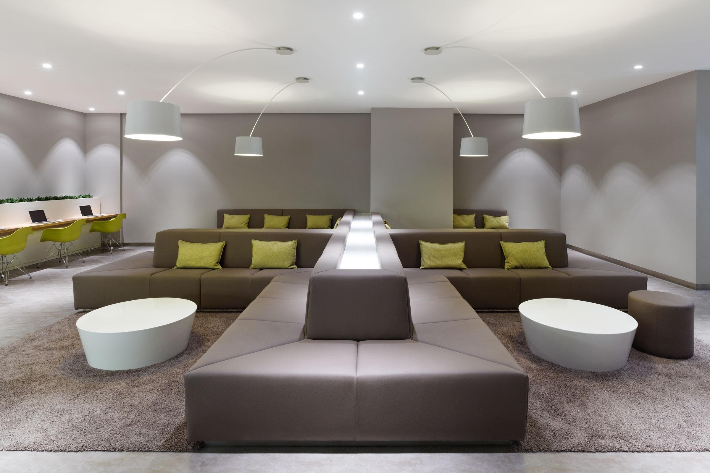Mitarbeitercasino Breuninger, Lounge