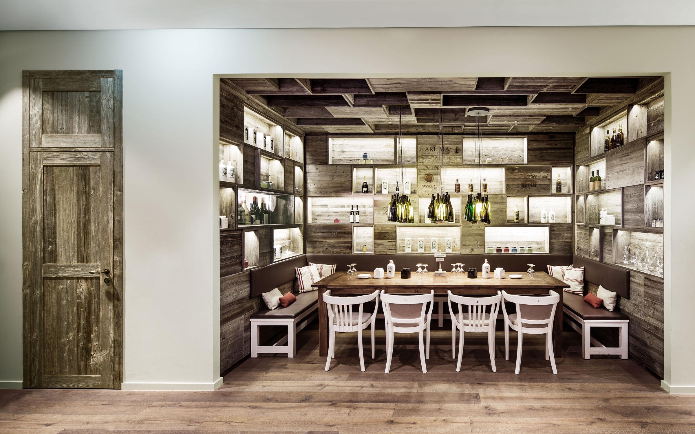 Hotel gastronomie dia dittel architekten for Gastronomie innenarchitektur
