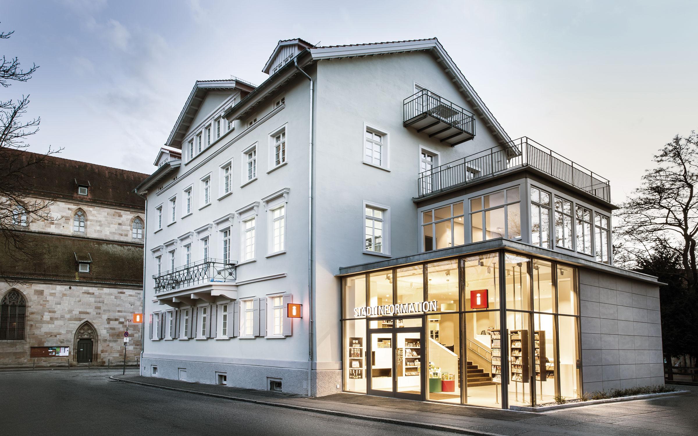 Stadtinformation Esslingen Gebäude