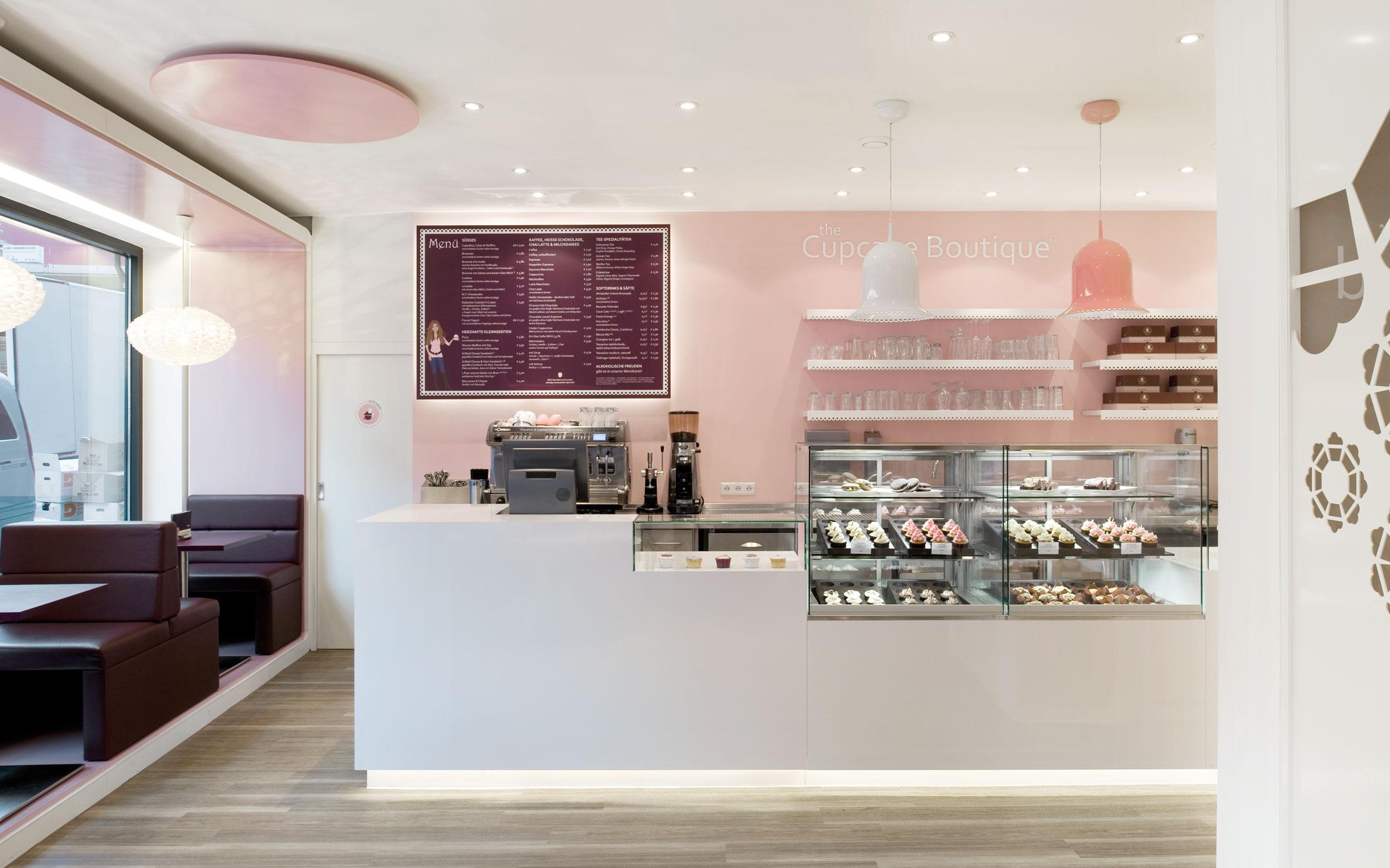 Interior Design For Small Retail Shop