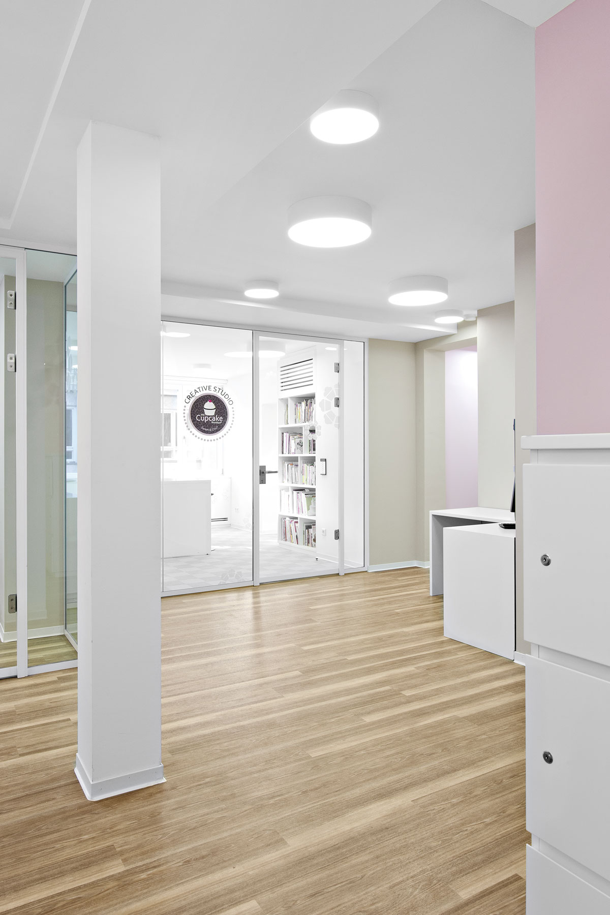 The Cupcake Boutique Office, Stuttgart