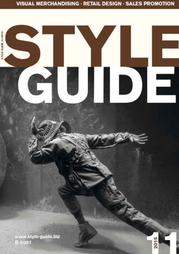 Presse, Cover, Style Guide