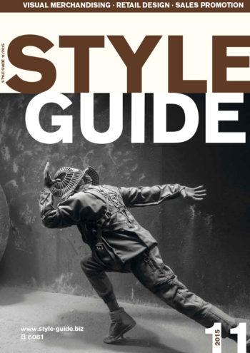 Presse, Cover, Style Guide