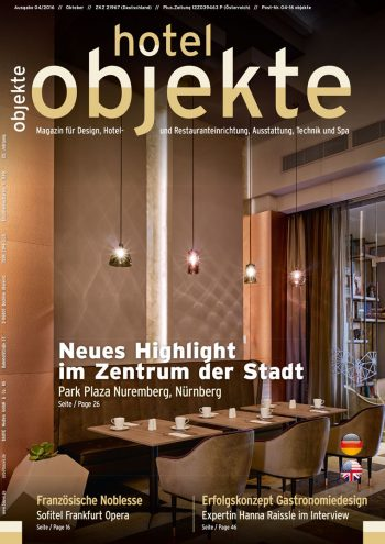 Presse, Cover, hotelobjekte, acomhotel