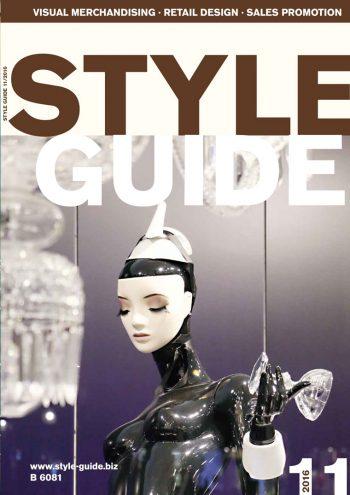 Presse, Cover, Style Guide, 11.2016
