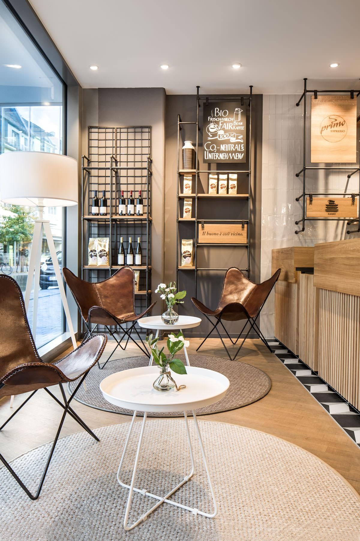 Primo Espresso Lounge