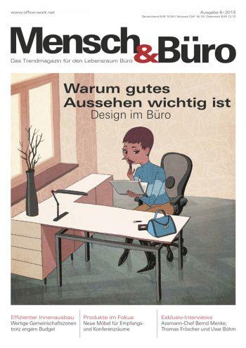 Presse, Cover, Mensch und Buero
