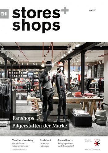 Presse, Cover, stores+shops