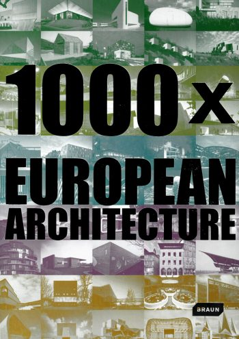 Cover, 1000x european architecture