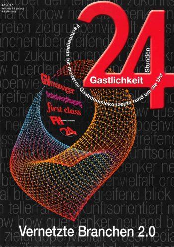 Presse, Cover, 24 Stunden Gastlichkeit