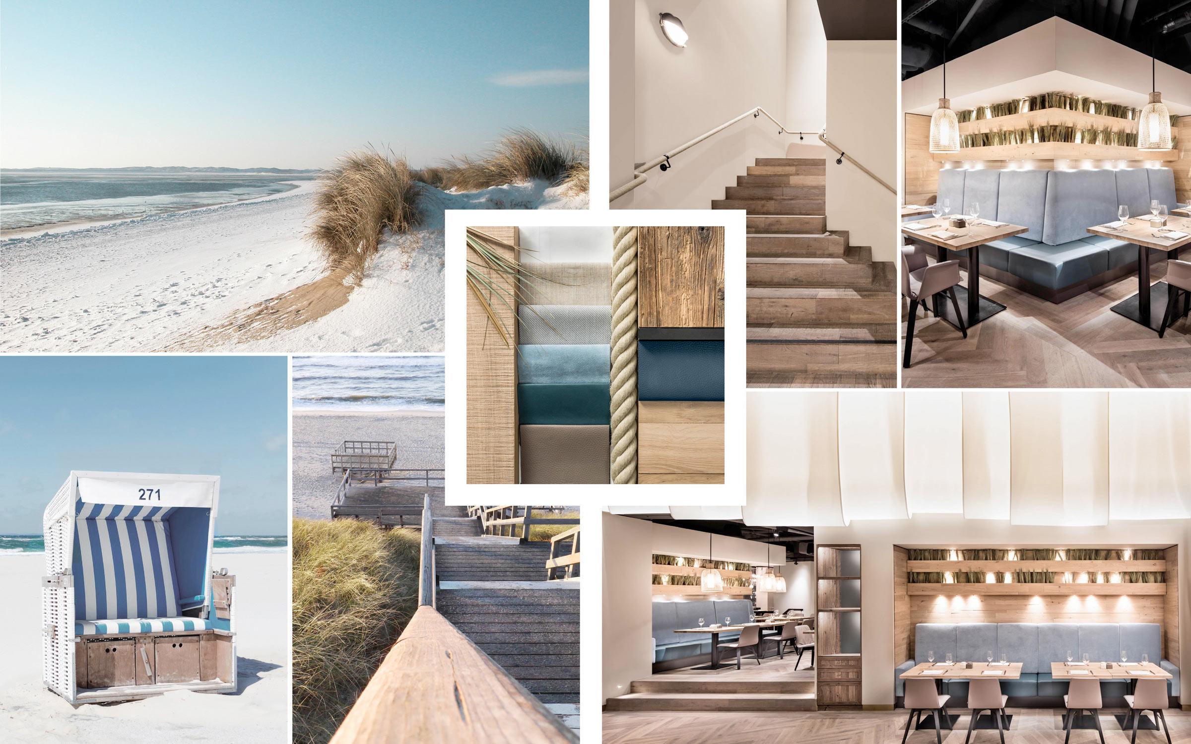 sansibar by breuninger stuttgart inspiration sylt dia dittel architekten. Black Bedroom Furniture Sets. Home Design Ideas