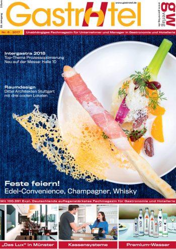 Presse Cover, gastrotel