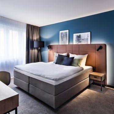 Hotel Domizil, Zimmer