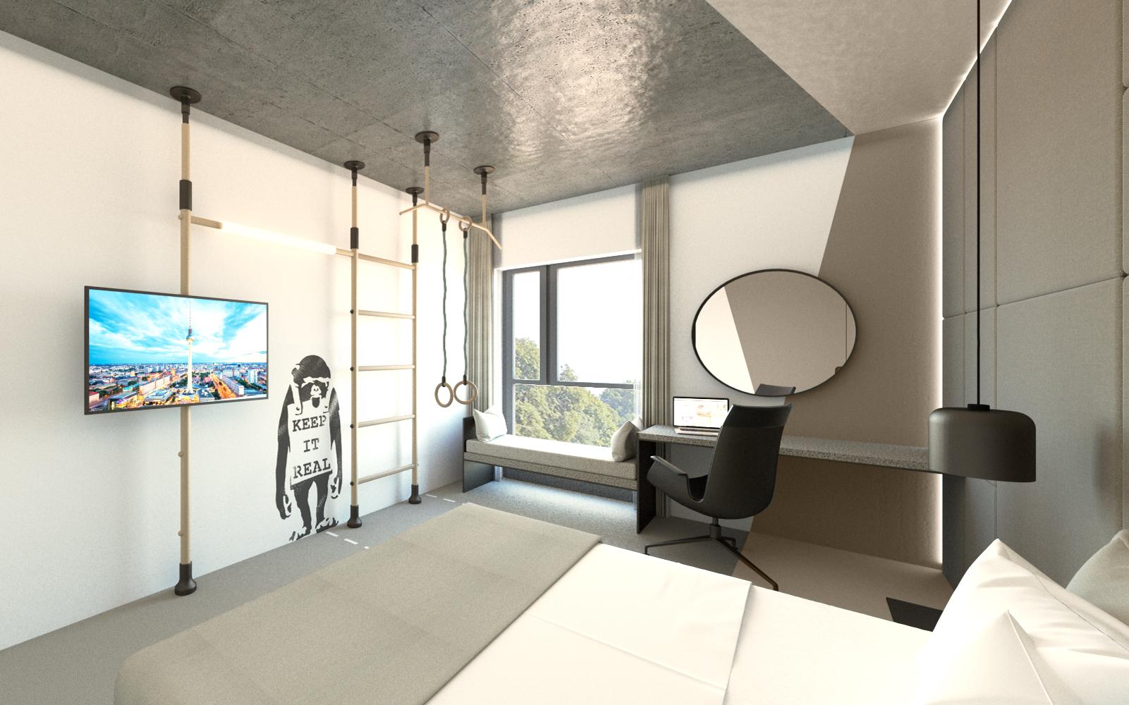 originell flexibel und smart ein statement zum hoteldesign dia dittel architekten. Black Bedroom Furniture Sets. Home Design Ideas