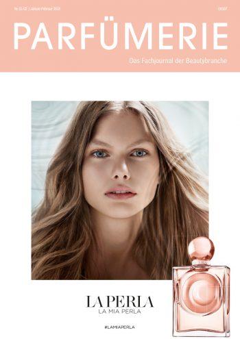 Parfümerie Fachmagazin, Cover