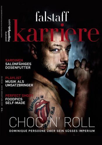 presse, cover, falstaff Karriere