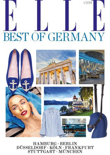 presse cover, elle best of germany