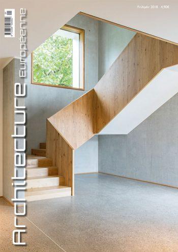 presse cover, architecture européenne