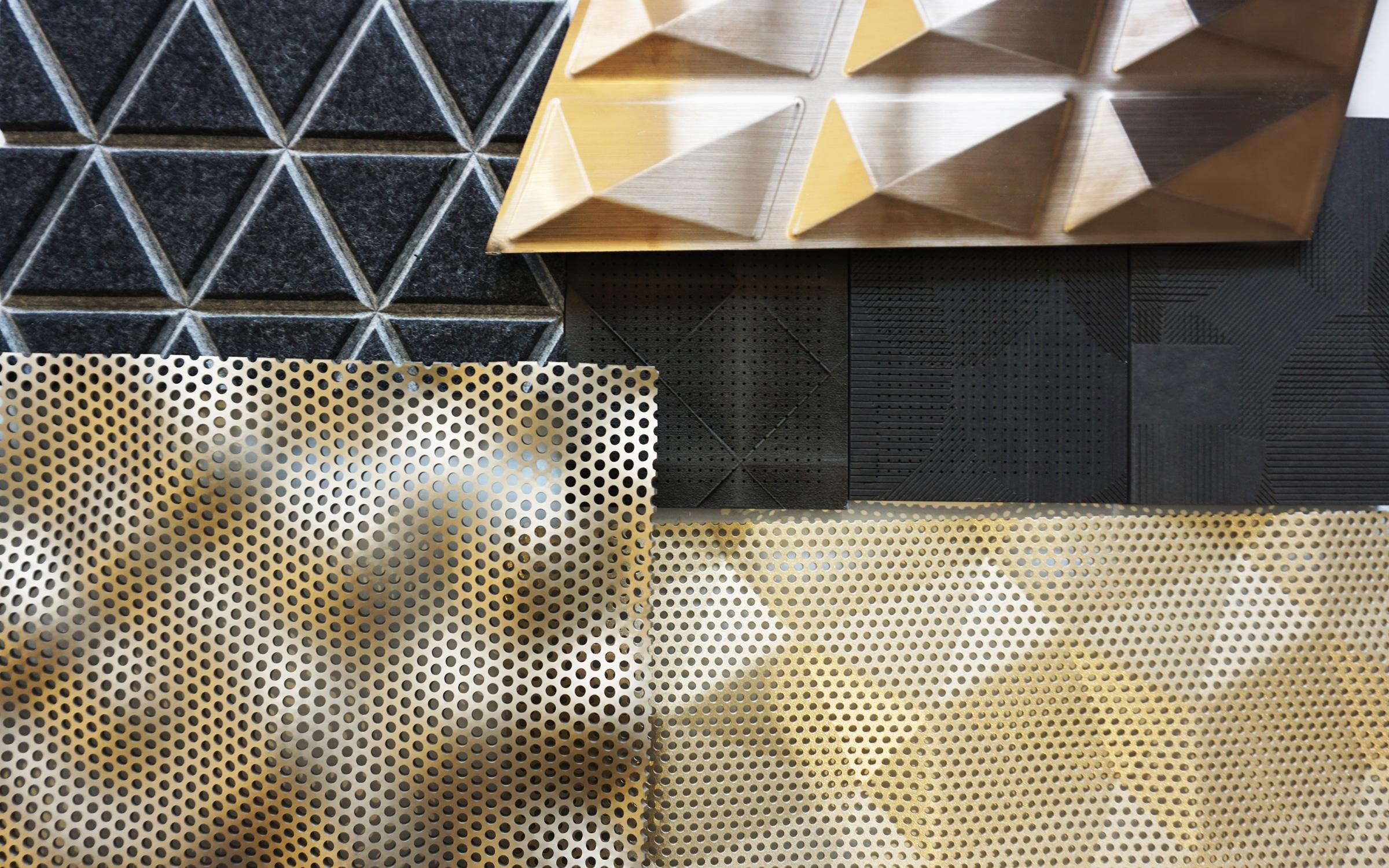 Fassadenverkleidung Collage