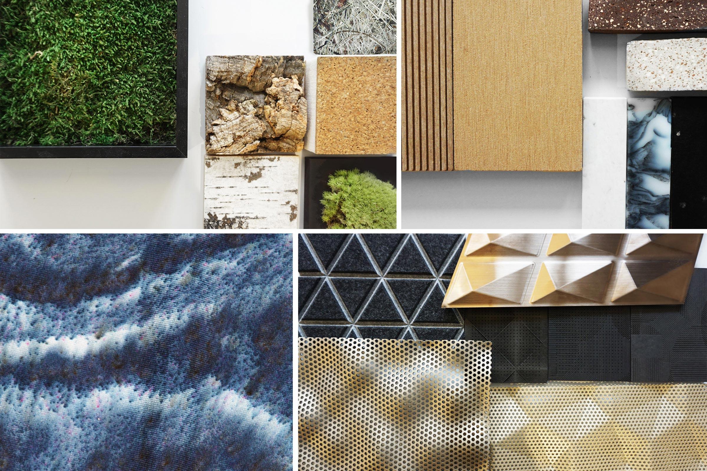 Materialien prägen das Design – Innovationen 2018 | DIA – Dittel ...