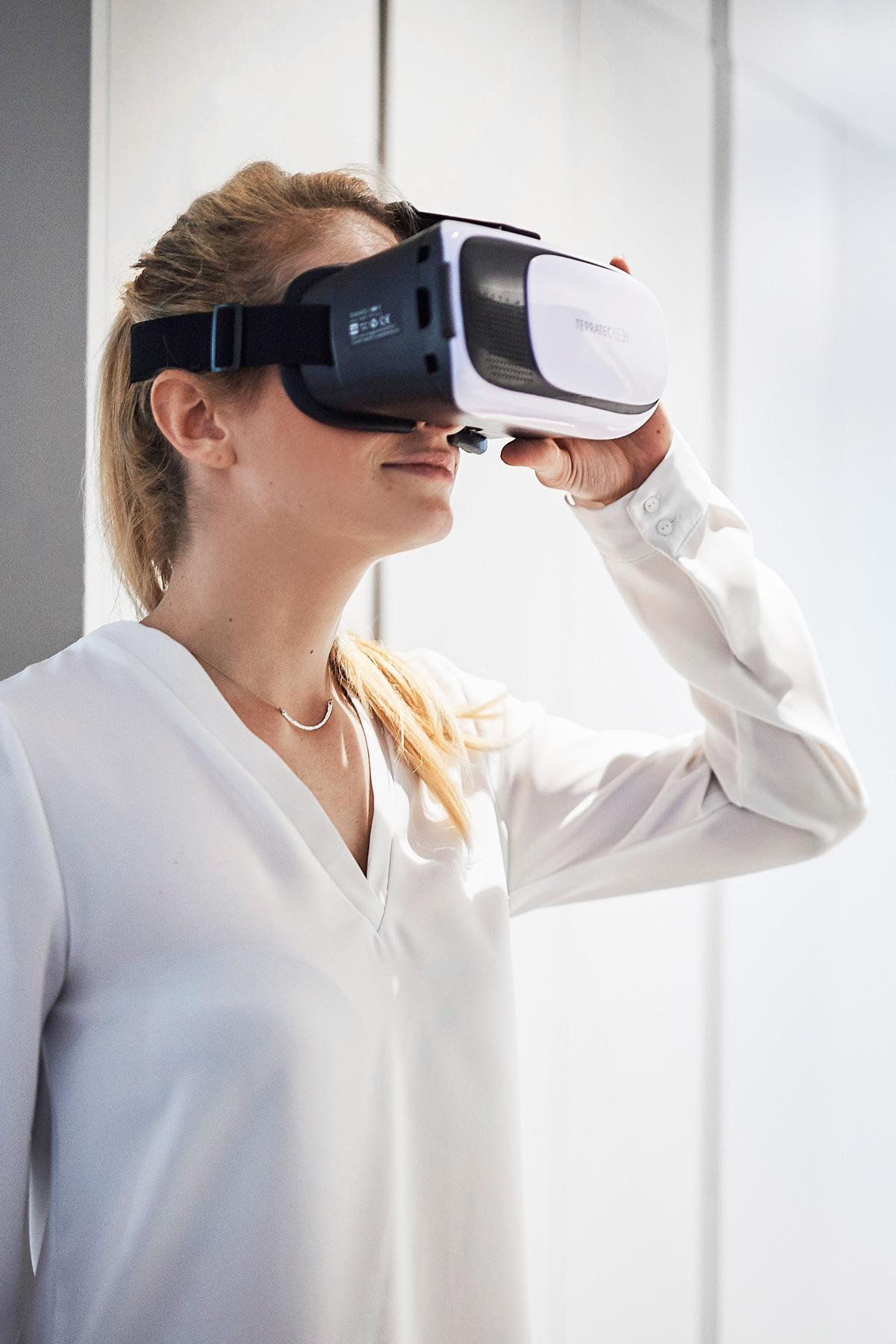 dittelarchitekten, VR Brille