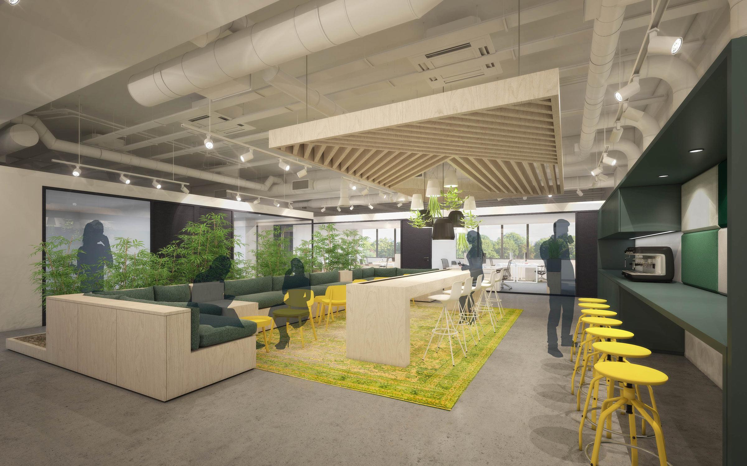Das Büro der Zukunft – The Big Picture | DIA – Dittel Architekten