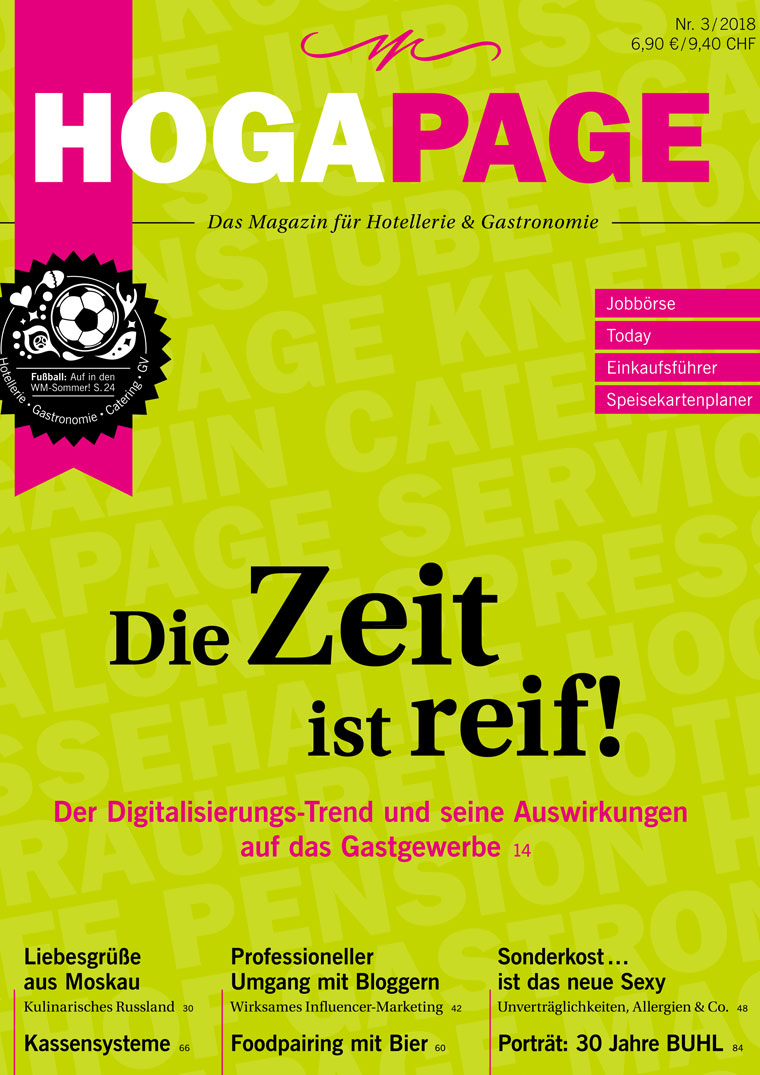 Presse, Cover, Hogapage