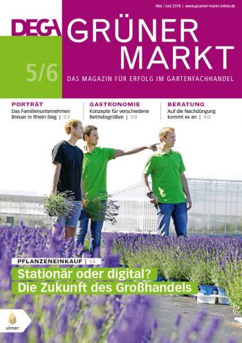 Presse. Cover, Grüner Markt