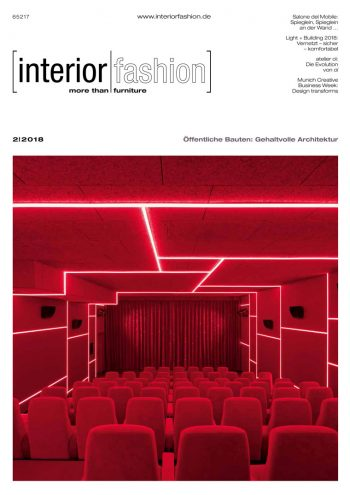 Presse, Cover, Interior Fashion