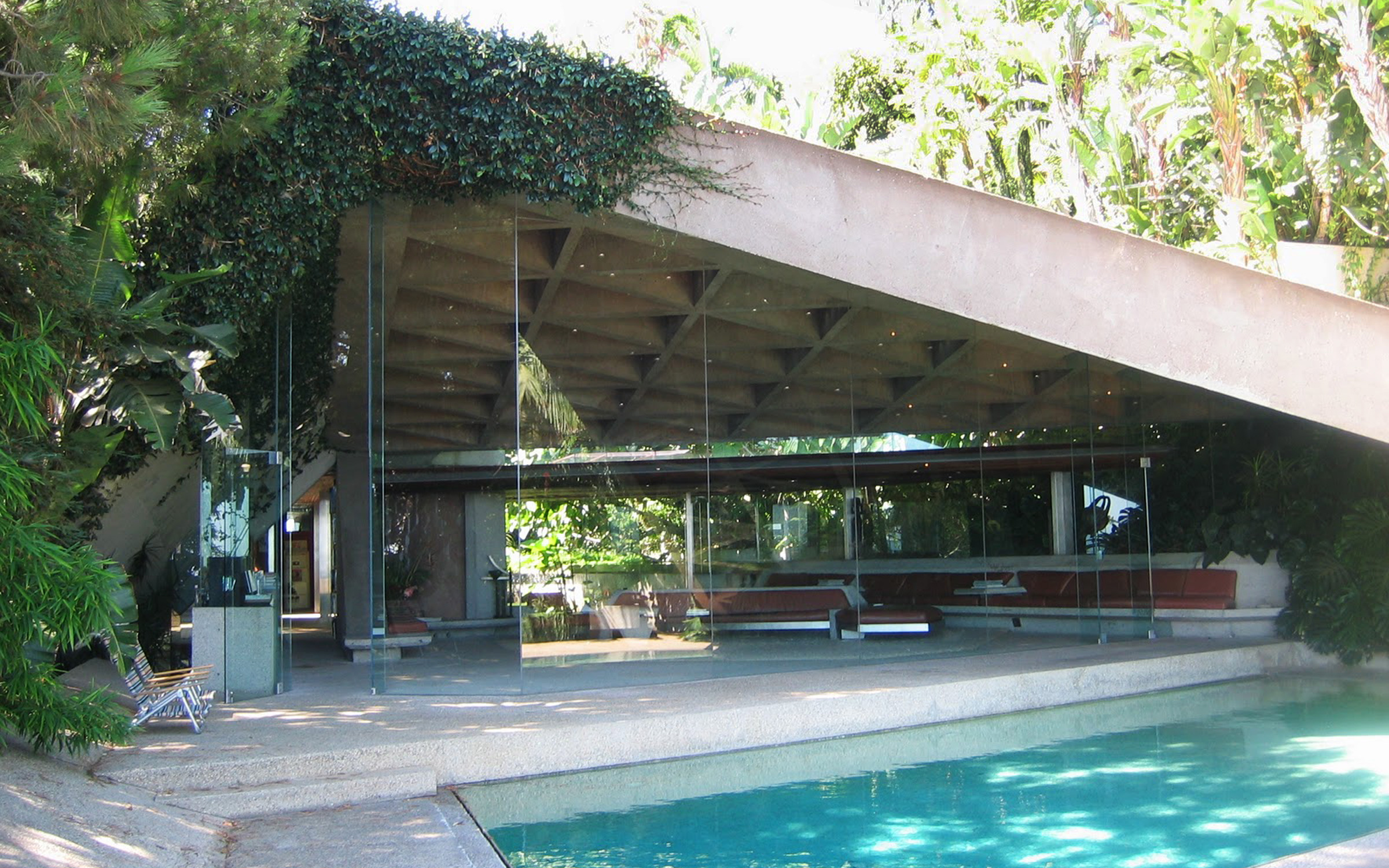 Read Artikel, Sheats Goldstein Residence