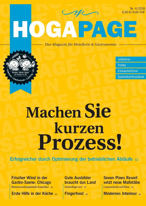 Presse, Cover HOGAPAGE