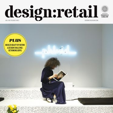 Presse, design retail, notino, cover