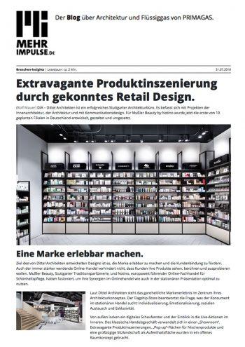 Presse, online cover, mehrimpuls-de