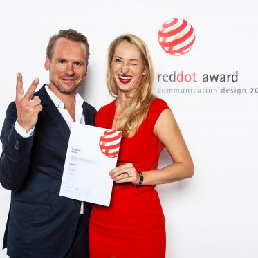 Red Dot Award, Preisverleihung