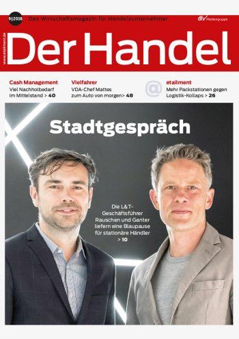 Presse, Cover - Der Handel