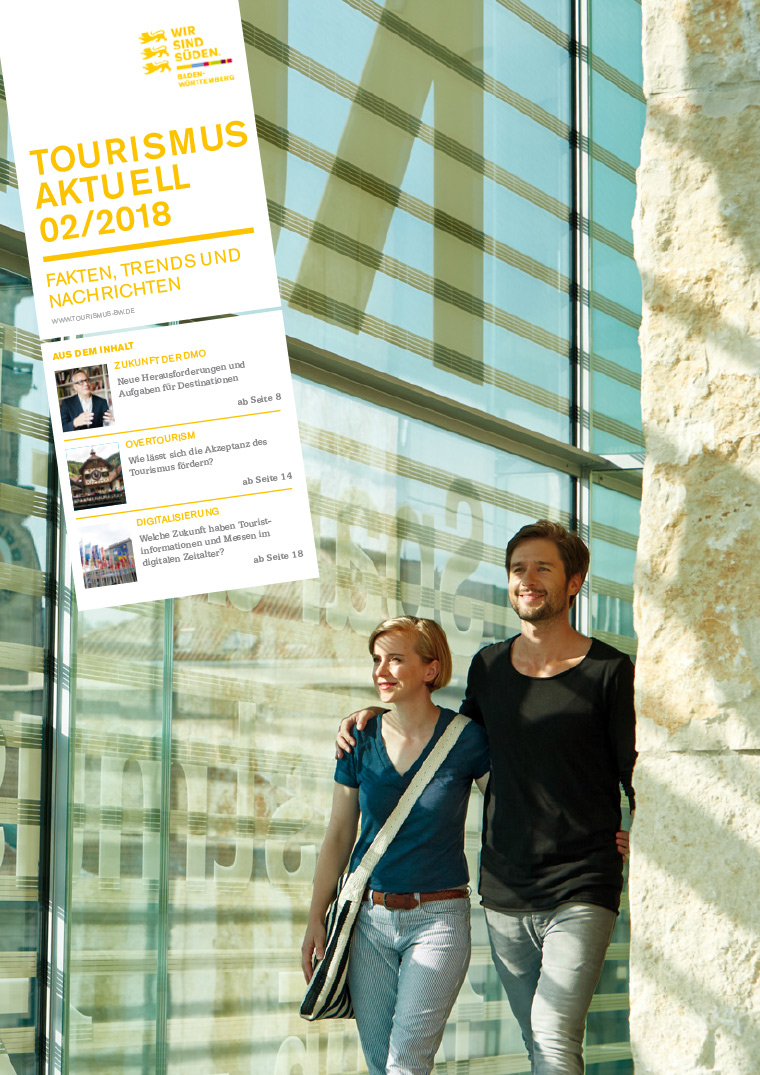 Presse, Cover, Tourismus aktuell