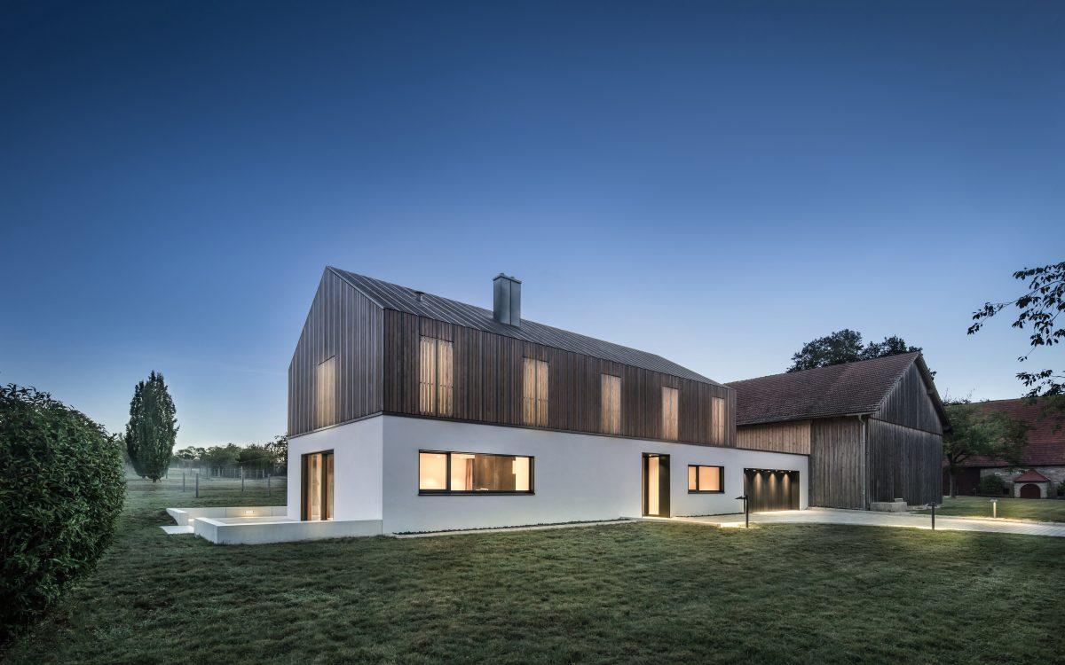 dittelarchitekten, Neubau Wohnhaus