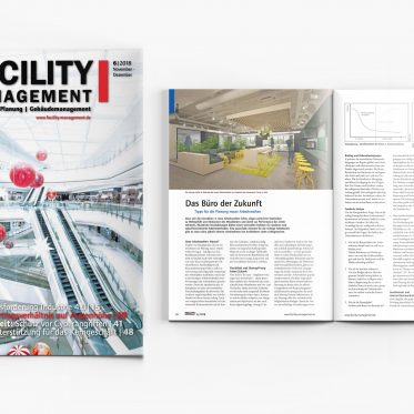 Presse Cover, READ, facility management