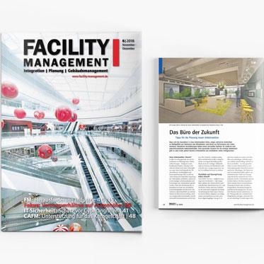 Facility Management, Kachel