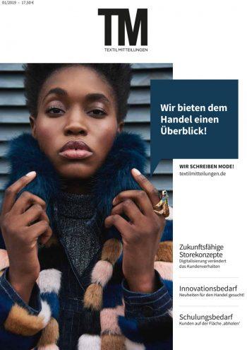 Presse Cover Textilmitteilungen